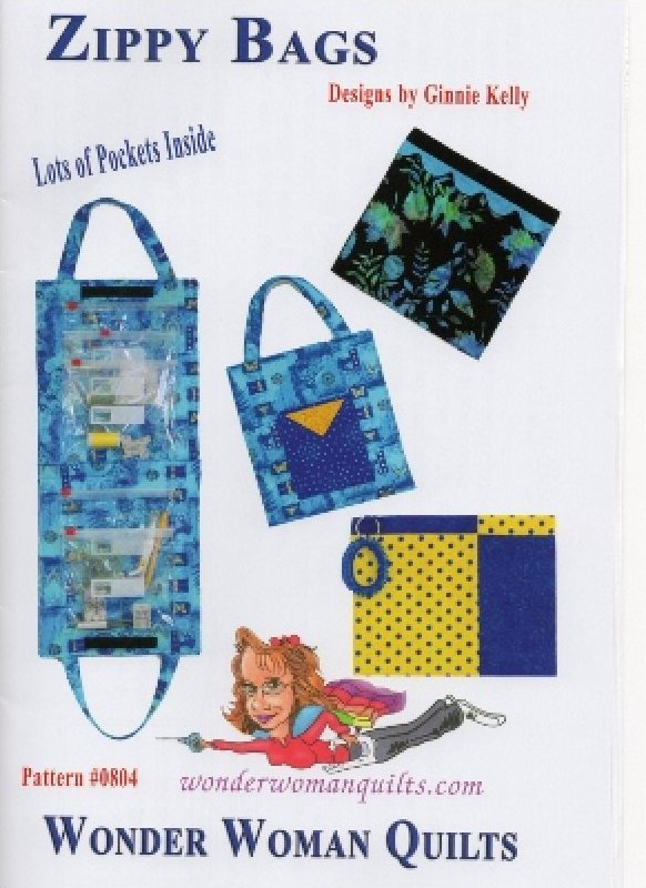 Zippy Bag Pattern