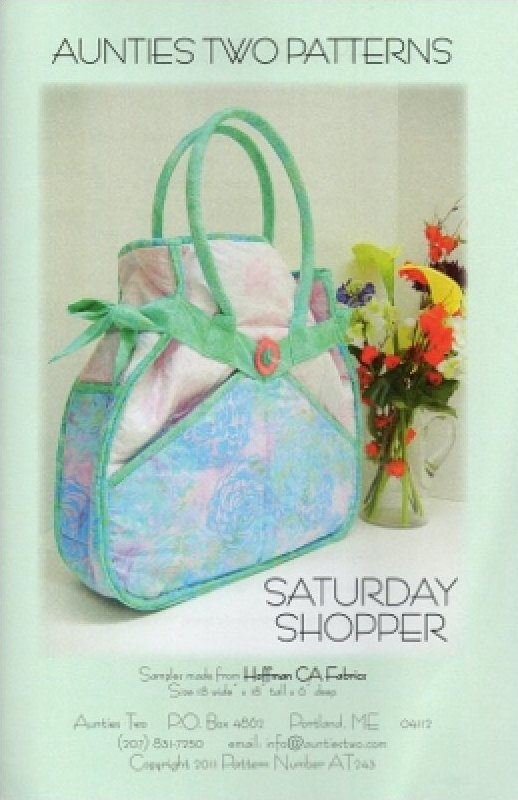 Saturday Shopper Bag