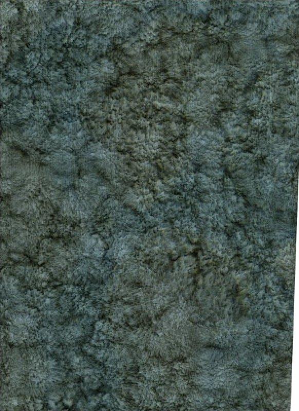 Dark Gray Sponge Batik