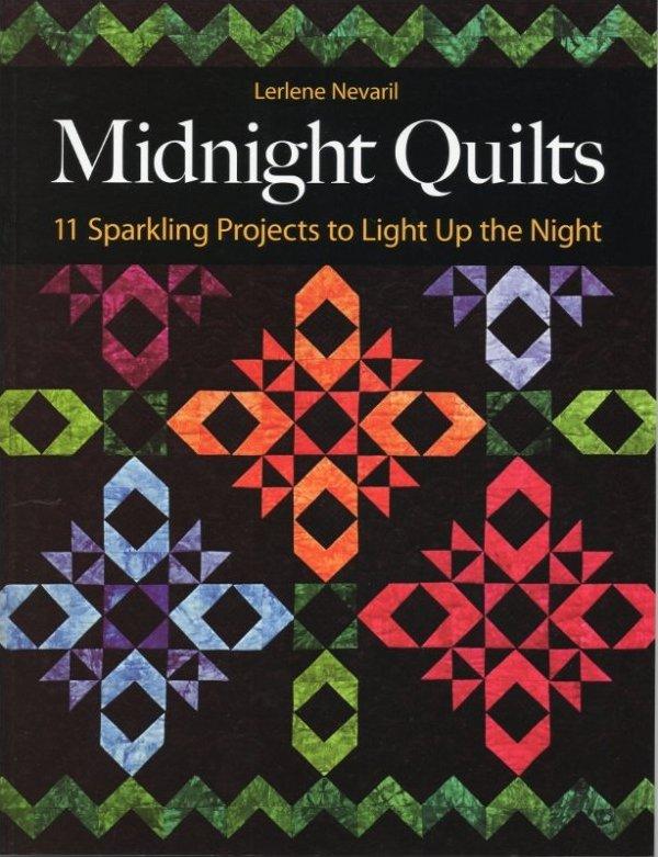 Midnight Quilts by Lerlene Nevaril