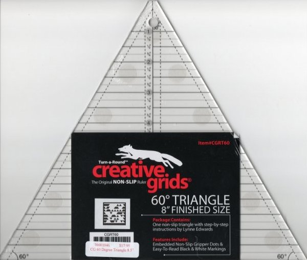 Creative Grids (R) 60 Degree 8.5 Inch