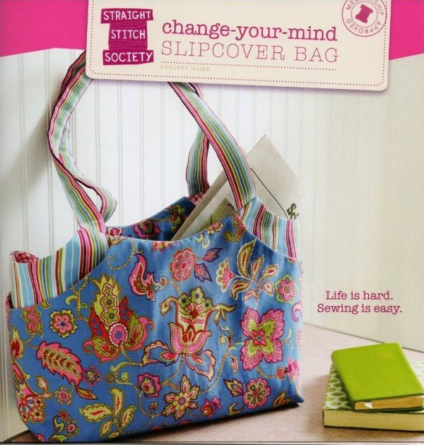 Change-Your-Mind Slipcover Bag