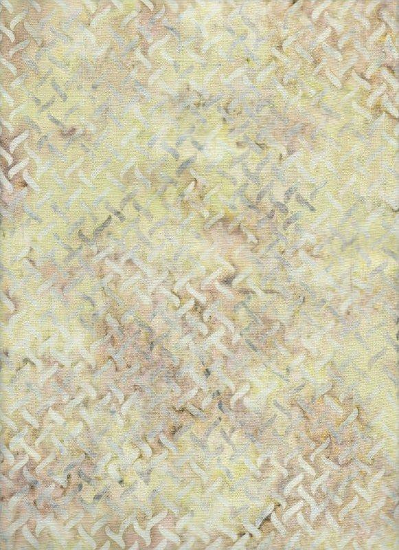Tonga Lattice Batik