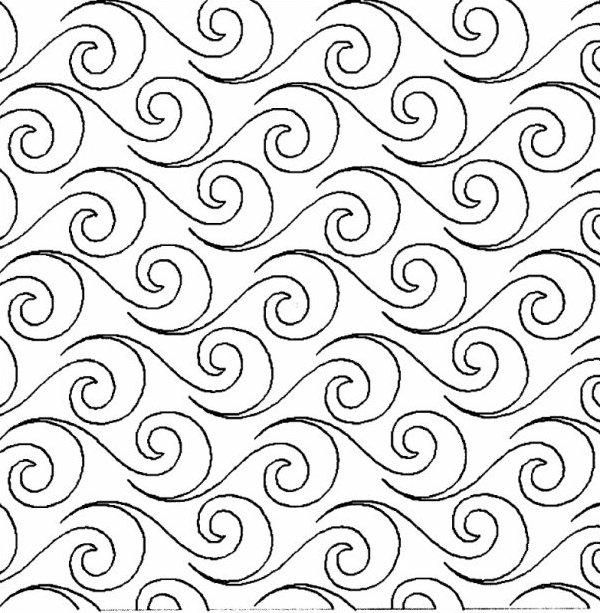 Swirl Panto
