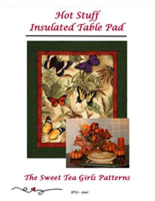 Hot Stuff - Insulated Table Pad