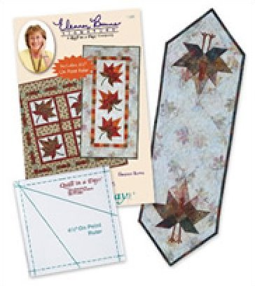 Eleanor Burns Signature Pattern: Autumn Leaves