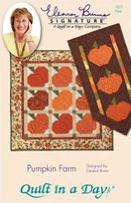 Eleanor Burns Signature Pattern: Pumpkin Farm