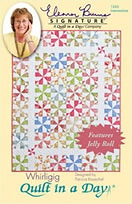 Eleanor Burns Signature Pattern: Whirligig