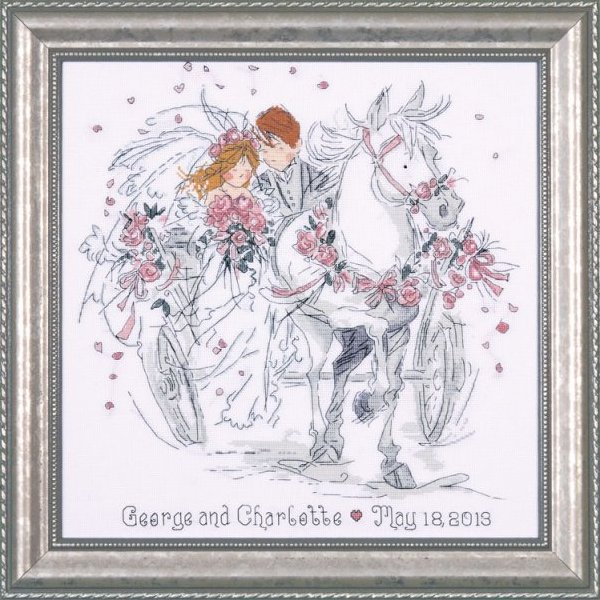 # 2715 Wedding Carriage