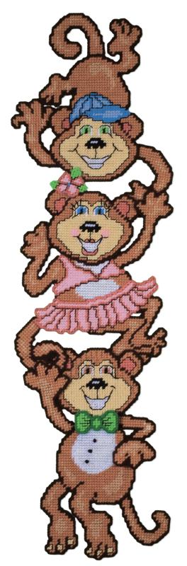 # 2044 Monkey Pile-Up