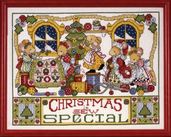 # 5444 Christmas is Sew Special
