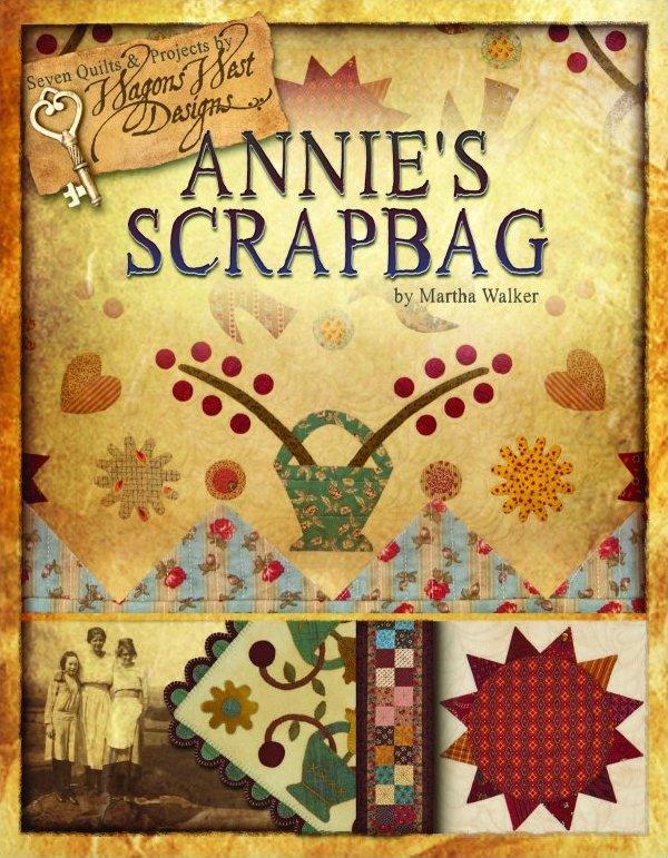 Annie's Scrapbag - Scrapbag Girl Series