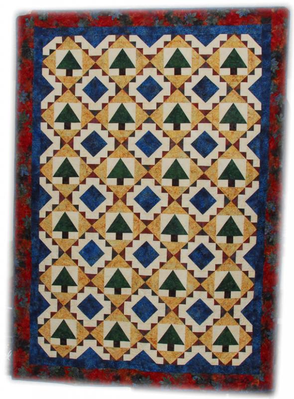 Woodland Mosaic