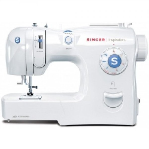 Singer 40 Inspiration 40Stitch Mechanical Sewing Machine Unique Singer 447 Sewing Machine