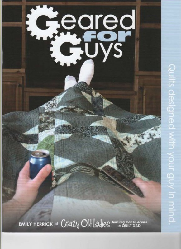Geared for Guys