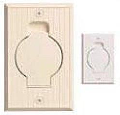 Oval Door, Vacuum Inlet PVC