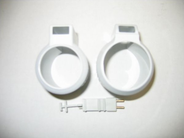 Fuse Plug for Electrical Hose (cuff and 2-pin plug