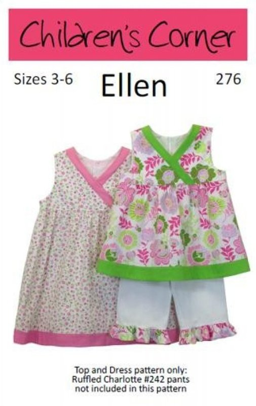 Children's Corner Sewing Patterns Enchanting Childrens Corner Patterns