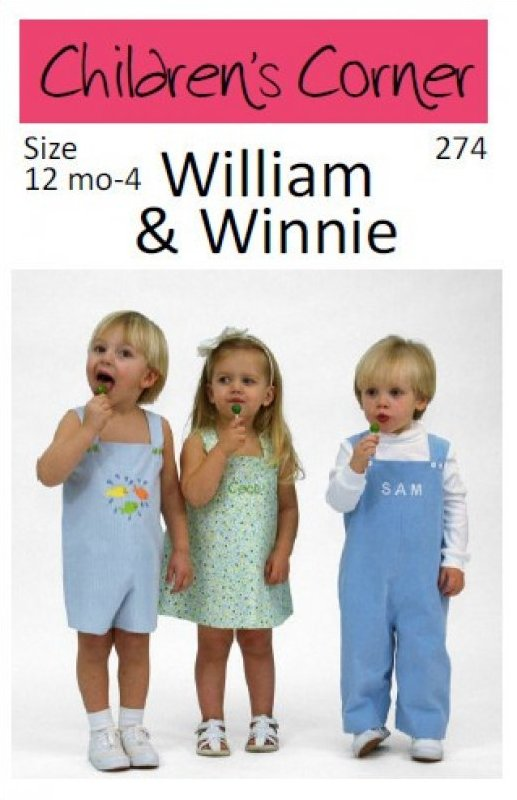 William & Winnie #274