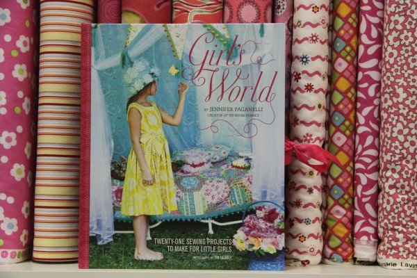 Girl's World Book by Jennifer Paganelli (sizes 2 through 14)