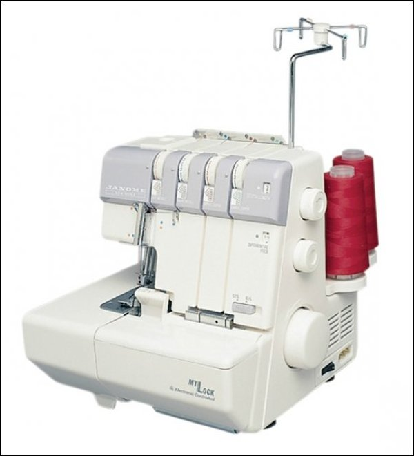 janome 634d mylock serger rh thomassewing com Janome MyLock 234D Serger janome mylock 744d service manual