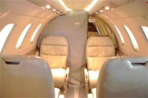 Citation Jet 1 Interior