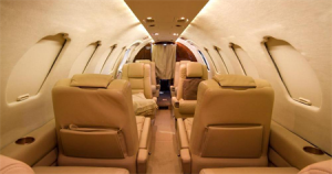 Citation Jet II Interior