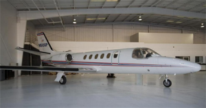 Citation Jet II Exterior