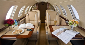 Citation Jet III Interior