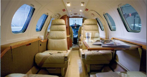 Citation S/II  Interior