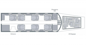 Citation Excel XLS Floor Plan