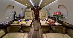 Citation III Interior