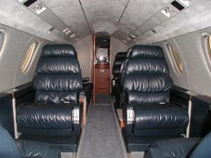 Falcon 20/200 Interior