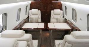 Gulfstream G100 Interior