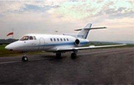 Hawker 800 Exterior