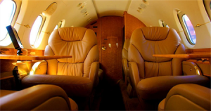 Hawker 800 XP Interior