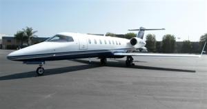Lear Jet 45 Exterior