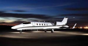 Lear Jet 60 Exterior
