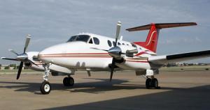 King Air 200 Exterior