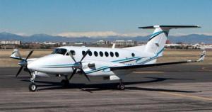 King Air 350 Exterior