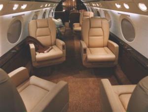 Gulfstream G400 Interior