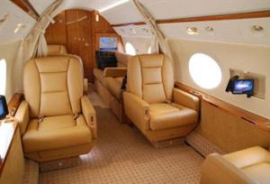 Gulfstream G500 Interior