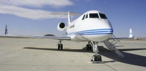 Gulfstream II Exterior