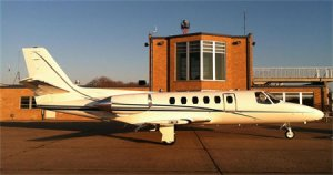 Citation S/II  Exterior