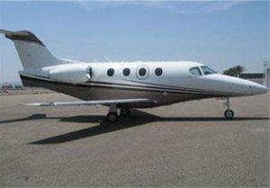 Lear Jet 40 Exterior