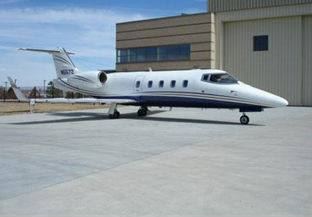 Lear Jet 55 Exterior