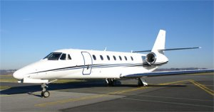 Citation Sovereign Exterior