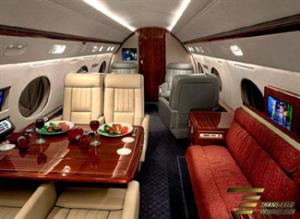 Gulfstream V Interior
