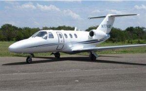 Citation Jet I Exterior