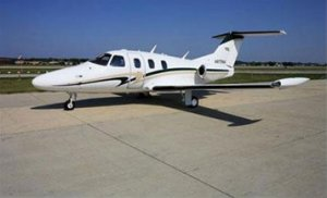 Eclipse 500 Exterior